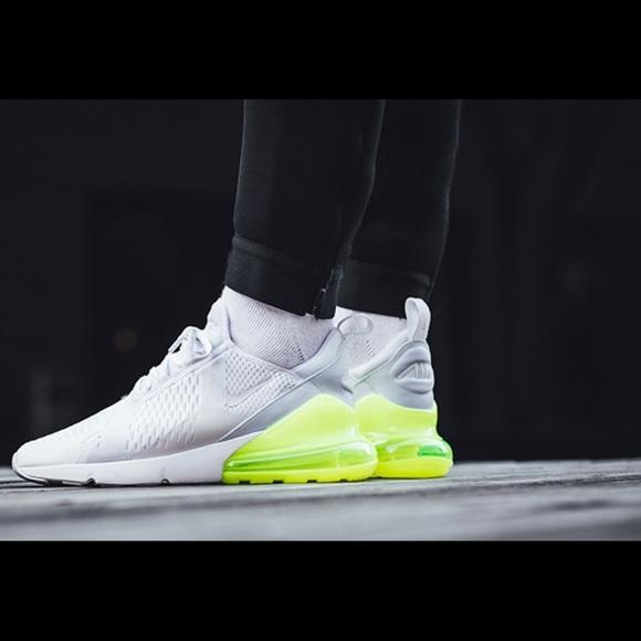 Nike Shoes | Nike Air Max 27 Neon